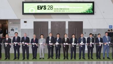 사진-EVS28, 개막식 개최